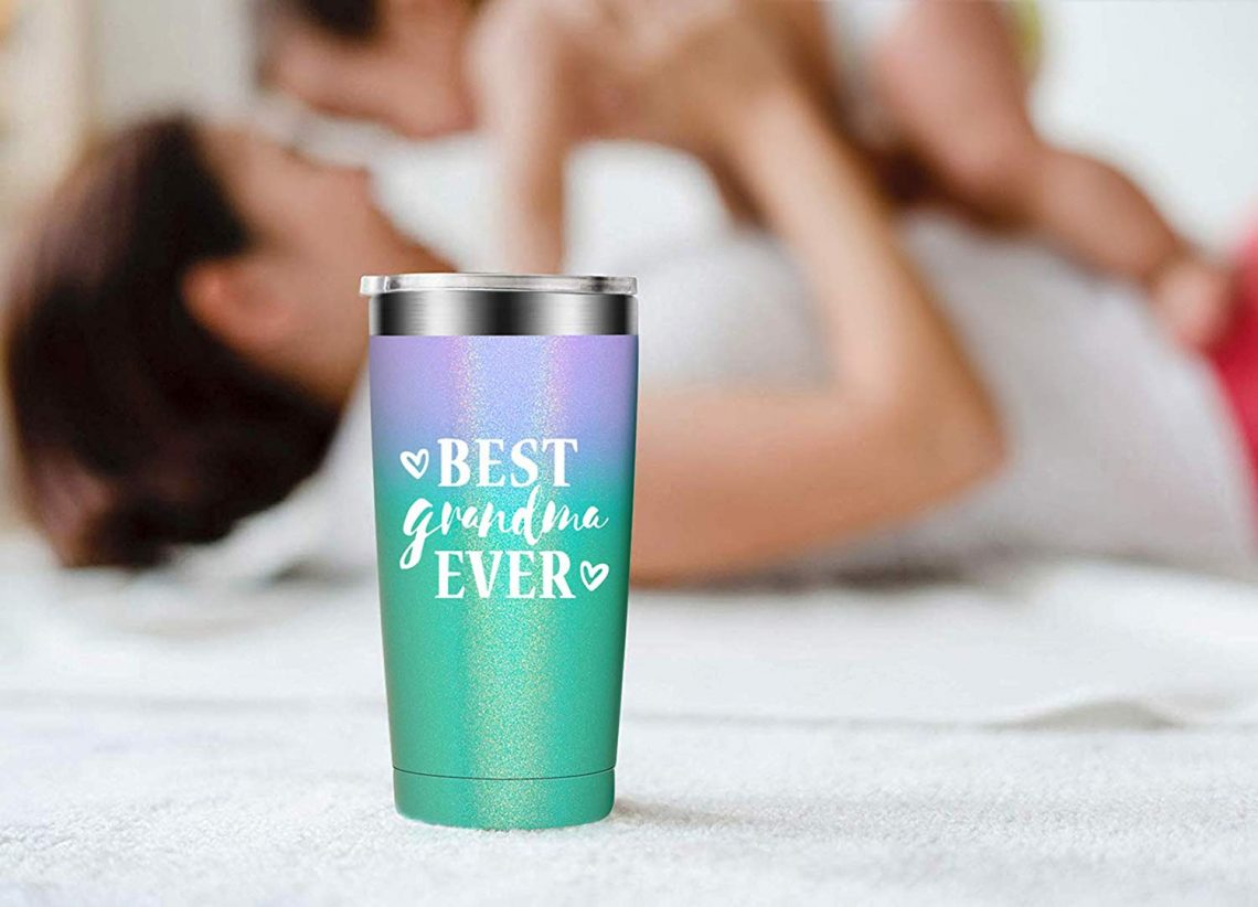 Best Grandma Ever – Birthday Mug Tumbler