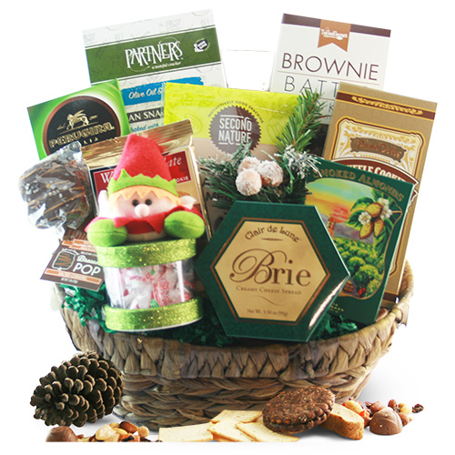 Christmas Gift Baskets – Design it yourself